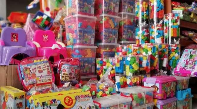 Afyonkarahisar'da Oyuncak mağazalarında alınması gereken önlemler