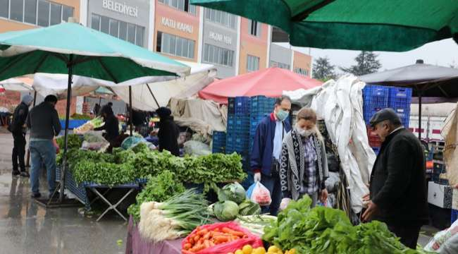 Afyonkarahisar'da Pazar yerlerinde alınması gereken önlemler belirlendi