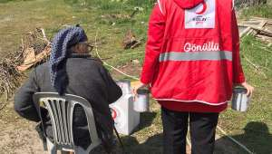 Afyonkarahisar Kızılay'da 2 Bin 40 aileye 400 Lira nakdi yardım