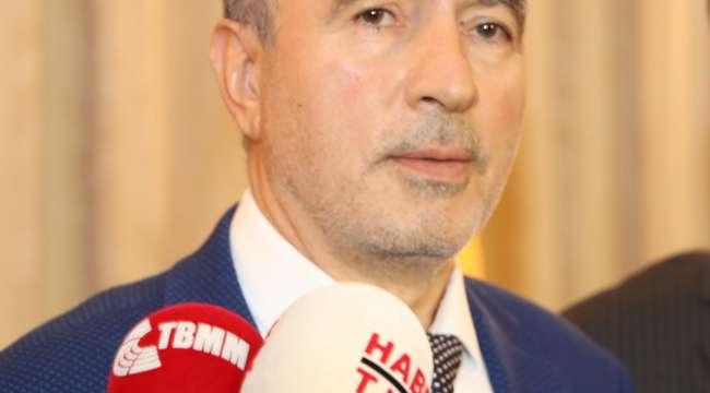 Ak Parti Grup Başkanvekili Bostancı, Siyasi Partiler Kanunu İle Seçim Kanunu'nda Düzenleme Hazırlığını Değerlendirdi
