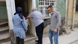 Akparti Afyonkarahisar Teşkilatından Öksüz ve yetimlere bayram ziyareti