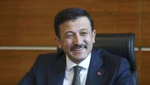 Akparti Genel Başkan yardımcısı Dağ : Gençlerin Türkiye ve dünyada olup bitenleri yakından izlediklerini biliyorum