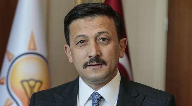Akparti Genel Başkan Yardımcısı Dağ : Yüzde 80'lik bir kesim ise sokağa çıkma yasaklarını destekliyor