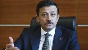 Akparti Genel Başkan Yardımcısı Hamza Dağ : İzmir'de kısa çalışma ödeneğinden 209 bin 759 çalışan faydalandı