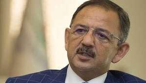 Akparti Genel Başkan Yardımcısı Özhaseki : Çerkes kardeşlerimizin Türkiye'ye gelmesinden büyük bir memnuniyet duyuyoruz