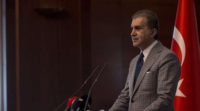 Akparti Parti Sözcüsü Çelik : CHP sözcülerinin aile değerlerini hedef aldıklarını belirtti