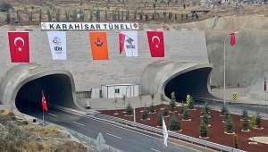 Akpartili Eroğlu : Afyonkarahisar'a Karayollarında 5,5 Milyar Tl'lik Muazzam Yatırım