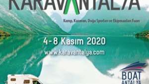 Antalya fuarlara hazırlanıyor
