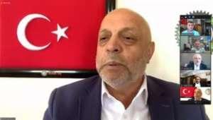 Arslan : Yeni İşyerlerinde Örgütlenmeye Devam Edeceğiz