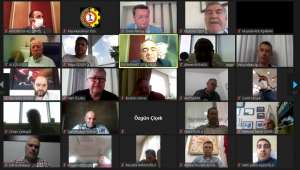 ATSO'nun 2020 Yılı Mayıs Ayı Olağan Meclis Toplantısı, Video Konferans Yöntemiyle Yapıldı