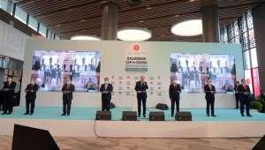 Başakşehir Çam ve Sakura Şehir Hastanesi Hizmete Açıldı