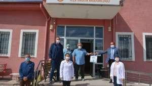 Başkan Mustafa Çöl Ramazan Ziyaretlerine Başladı