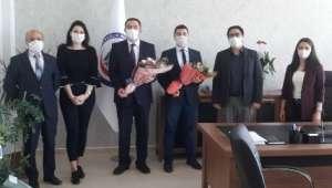 Bolvadin Sağlık Hizmetleri MYO'da Görev Değişimi