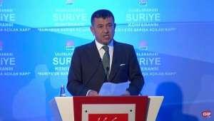CHP Genel Başkan Yardımcısı Ağbaba : Adalet Olmazsa Hiçbir Bayramı Ağız Tadıyla Kutlayamayız