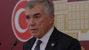 CHP Genel Başkan Yardımcısı Ünal Çeviköz'ün İsrail'in Filistin Topraklarını İlhak Girişimine Karşı Basın Açıklaması