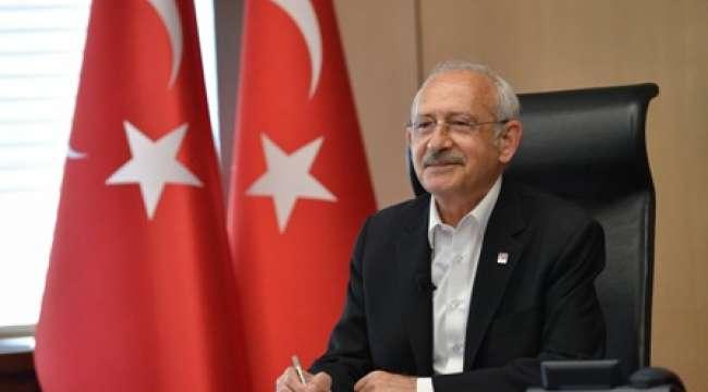 CHP Genel Başkanı Kemal Kılıçdaroğlu, Esnaf Ve Sanatkar Odaları Başkanları İle Görüştü