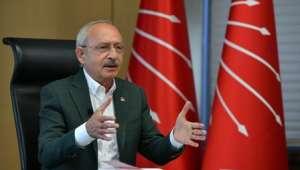 CHP Genel Başkanı Kemal Kılıçdaroğlu'ndan Liderlere Bayram Tebriği