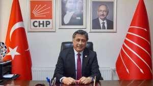 CHP İl Başkanı Görgöz : 5 maskeyi bile dağıtamayarak, vatandaşı sorunlarıyla başbaşa bıraktılar