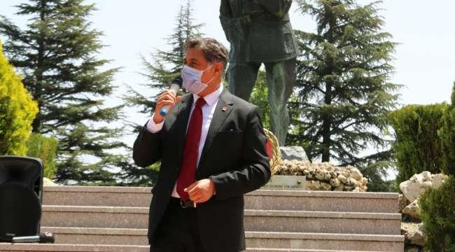 CHP İl Başkanı Yalçın Görgöz : Bugün Bizim Doğum Günümüz