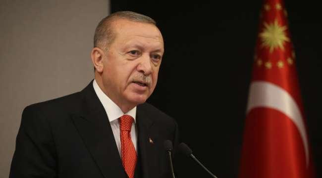 Cumhurbaşkanı Erdoğan açıkladı : Aydınlık bir geleceğin bizi beklediğine inanıyoruz