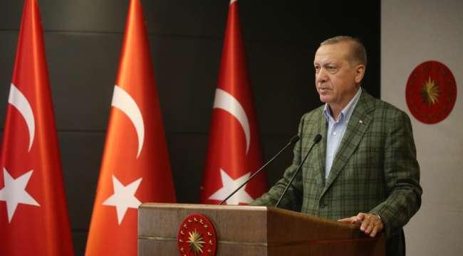 Cumhurbaşkanı Erdoğan'dan Kadir Gecesi mesajı