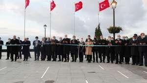 Cumhurbaşkanı Erdoğan : Demokrasi ve Özgürlükler Adası, geçmişten bugüne istiklal ve istikbal mücadelesiyle gönüllerdeki sevginin hasbi nişanesi olacaktır