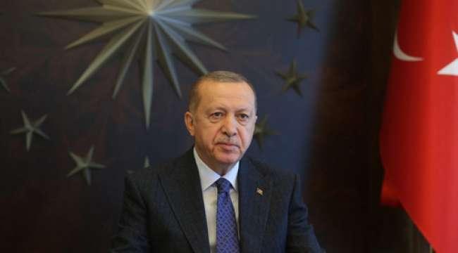 Cumhurbaşkanı Erdoğan : Ekonominin çarklarının işlemesi ve istihdamı sürdürmek için pek çok destek paketi geliştirdik