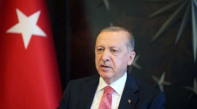 Cumhurbaşkanı Erdoğan : El ele vererek ülkemizi tarımda en ileriye taşımayı sürdüreceğiz