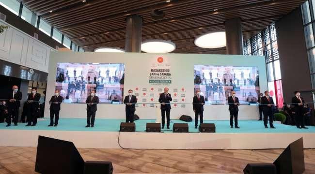 Cumhurbaşkanı Erdoğan : Sağlık sistemlerinin çöktüğü bir dönemde, Türkiye ve Japonya örnek bir başarı sergiliyor