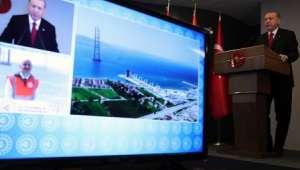 Cumhurbaşkanı Erdoğan : Tüm Terör Örgütlerine Hayatı Zindan Edeceğiz