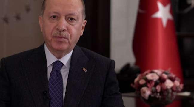 """Cumhurbaşkanı Erdoğan : """"Türkiye'nin gücünü, zenginliğini, refahını çok daha yükseklere taşıyacağız"""
