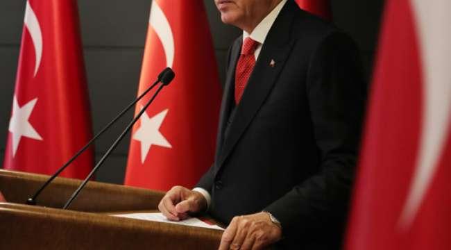Cumhurbaşkanı Erdoğan : Varlık Sebeplerini Ülkenin Çöküşüne Bağlayanların Yüzlerini Gizlemeye Maskeler de Yetmiyor