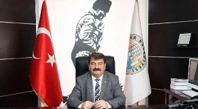 Dinar belediye Başkanı Sarı himetle Geçen 1 Yılı değerlendirdi