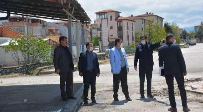 Dinar'da Tuhafiyeciler 11 Mayıs İtibariyle Tezgâh Açabilecek