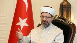 Diyanet İşleri Başkanı Erbaş: İzmir'de yaşanan Konunun sonuna kadar takipçisi olacağız