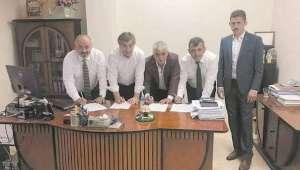 Emirdağ'a ikinci fabrikada 300 kişi çalışacak