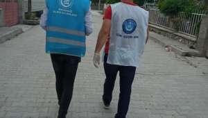 Emirdağ Ülkü Ocakları yardımları ulaştırmaya devam ediyor
