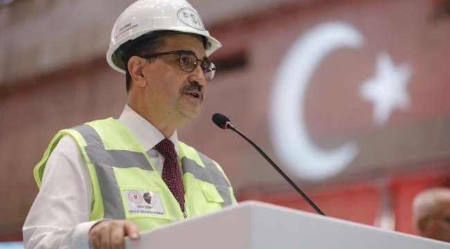 Enerji Bakanı Dönmez : Ilısu Barajı ve HES'in tam kapasite devreye girdiğinde yıllık 4 milyar 120 milyon kilovatsaat enerji üretebilecek