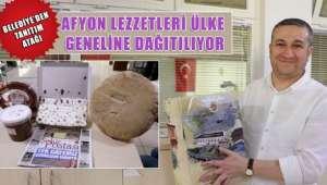 Gastronomi Şehri Afyon'dan Tanıtım Atağı