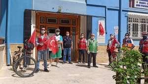 Haydi Afyonkarahisar 19 Mayıs yaklaşıyor Her yeri Bayraklarla donatalım