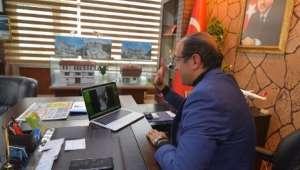 İftarlıklar Başkan Mustafa Çöl'den