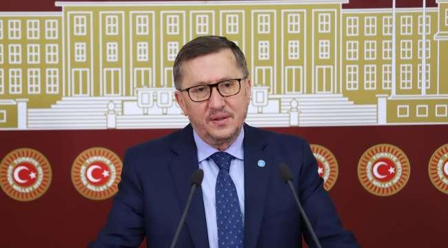 İyi Parti Grup Başkanvekili Türkkan : Naci Bostancı'ya soruyorum, siz İYİ Parti'den iki milletvekili transfer ederken bu ahlak hangi rafa kalkmıştı?