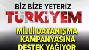 Kampanya'ya Afyon'dan destek yağıyor!..