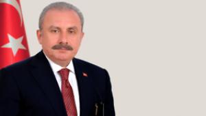 Meclis Başkanı Şentop'tan, Özbekistan'a