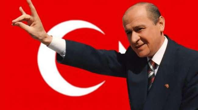 MHP Genel Başkanı Bahçeli : Hiçbir odak Türkiye'nin yükseliş ümitlerini, büyüme ve güçlenme emellerini sekteye uğratamayacaktır