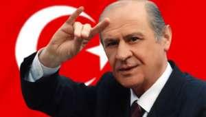 MHP Genel Başkanı Bahçeli : Ne FETÖ, ne PKK, ne de bunların mihmandarlığına soyunan siyasi çürümüşler Türkiye'nin tarihi haklarına, bağımsızlık ve beka namusuna zarar veremeyeceklerdir