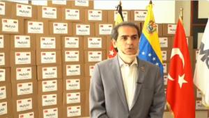 Müsiad'tan Venezuela'ya 4,5 Ton Gıda Yardımı