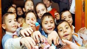 Palandöken : Çocuklar bayramda harçlıksız kalacak