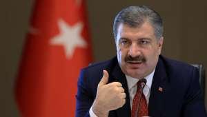 Sağlık Bakanı Koca : Koronavirüse Karşı Mücadelemiz, Yakın Dönemlerdeki En Büyük Seferberliğimizdir