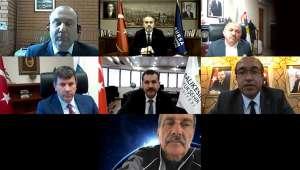 Sağlıklı Kentler Birliği Encümen Toplantısı Yapıldı